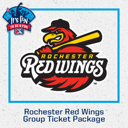 Photo of Rochester Red Wings Group Ticket Package