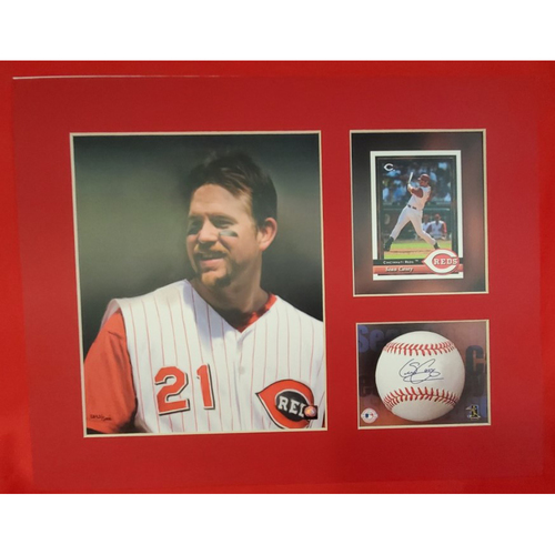 Photo of Matted Sean Casey - 11x14