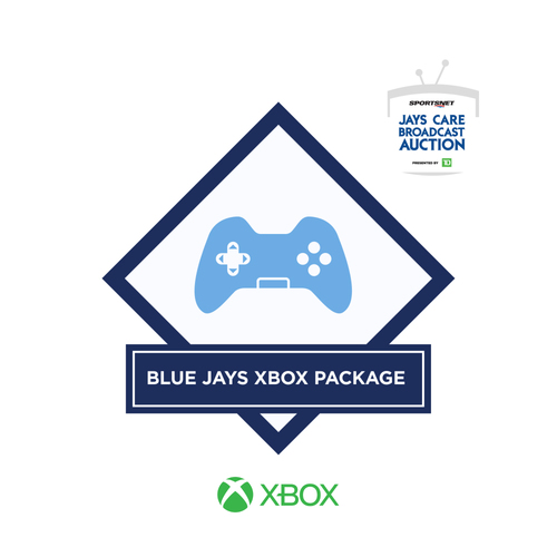 Photo of 2021 Broadcast Auction: Blue Jays Xbox Package