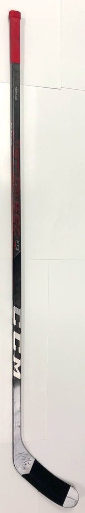 #3 Keith Yandle Game Used Stick - Autographed - Florida Panthers