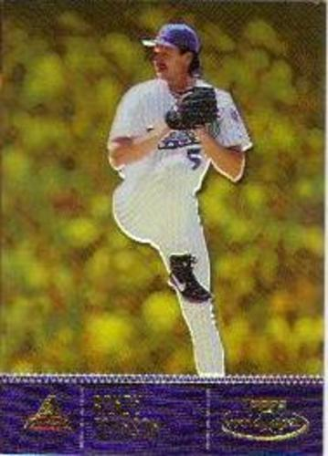 Photo of 2001 Topps Gold Label Class 1 Gold #87 Randy Johnson