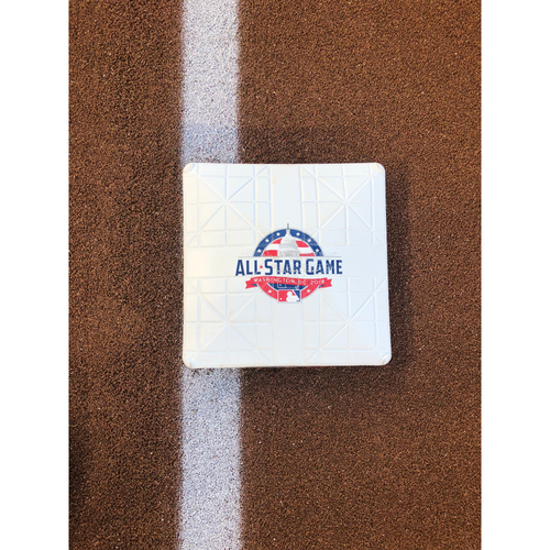 Photo of 2018 MLB All-Star Game - Game-Used 3rd Base (Used Innings 1 & 2)