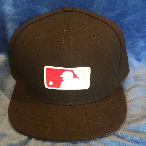 Photo of UMPS CARE AUCTION: MLB Specialty Mother's Day Umpire Plate Cap, Size 7 5/8