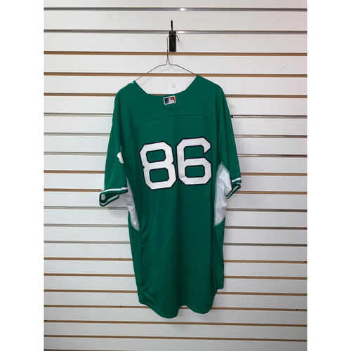Photo of #86 Team Issued St Patrick's Day Jersey