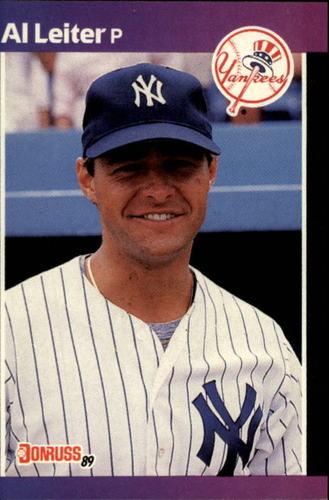 Photo of 1989 Donruss #315 Al Leiter