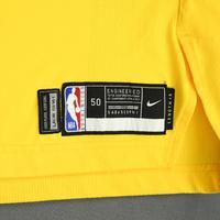 Dwight Howard - Los Angeles Lakers - NBA China Games - Game-Worn Icon Edition Jersey - Worn 2 Games - 2019-20 NBA Season