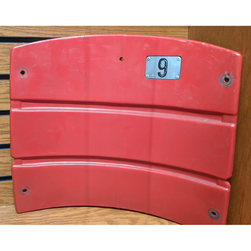 Fenway Park Red Roof Box Seatback #9
