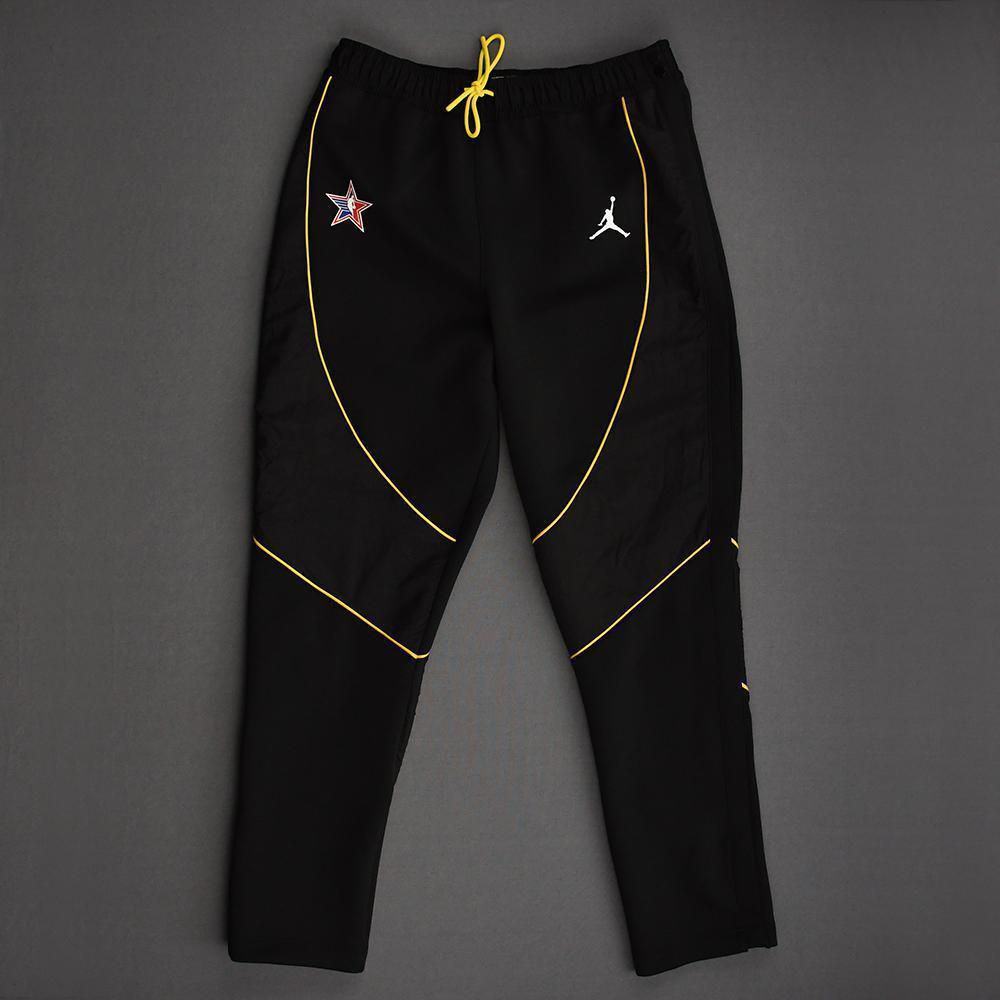 JamesHarden - Game-Worn 2021 NBA All-Star Pants