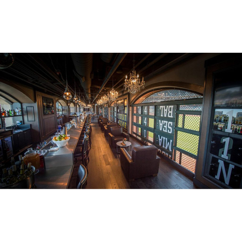 Photo of Giants Community Fund: 1st Class Ballpark Experience - Gotham Club Dinner for Two & KNBR Suite