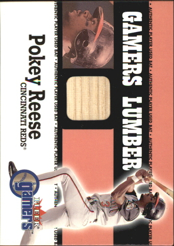 Photo of 2000 Fleer Gamers Lumber #36 Pokey Reese
