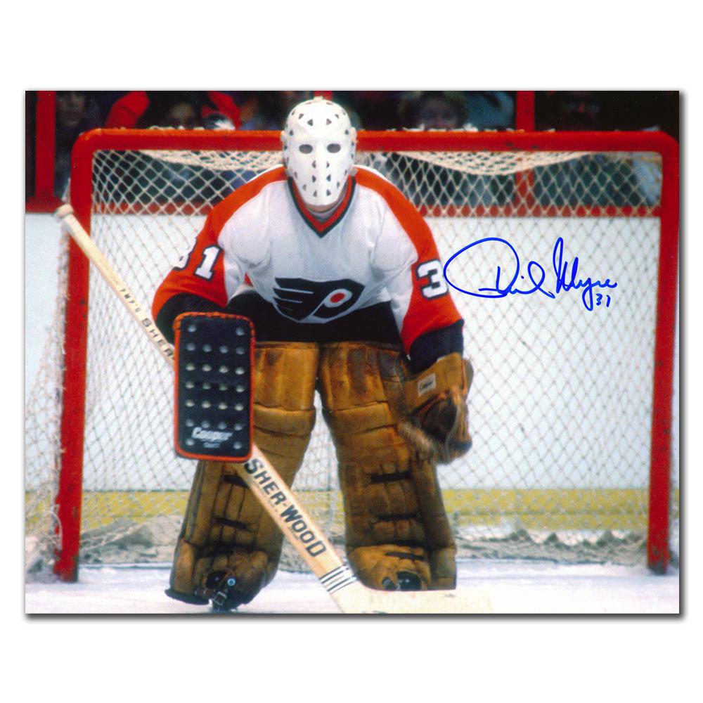 Phil Myre Philadelphia Flyers Autographed 8x10