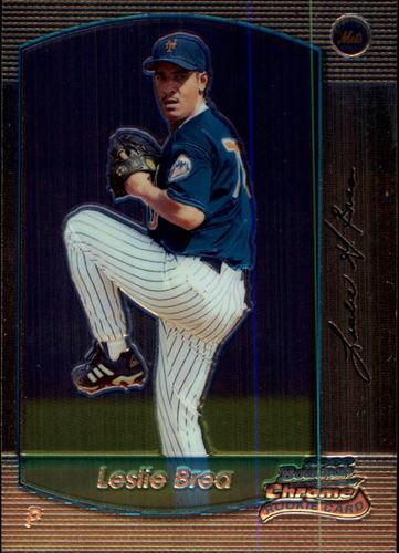 Photo of 2000 Bowman Chrome #144 Lesli Brea RC