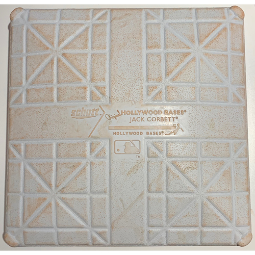 Photo of 2019 MLB All-Star Celebrity Softball Game -  Game Used  Base -  3rd Base (Entire Game)