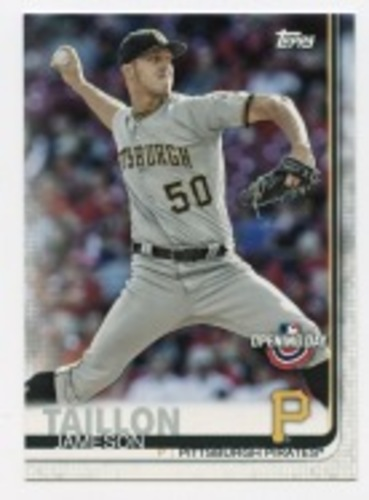 Photo of 2019 Topps Opening Day #134 Jameson Taillon
