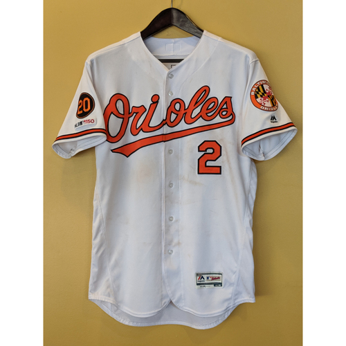 Photo of Jonathan Villar - Home Finale Jersey: Game-Used