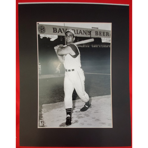 Photo of Matted Ted Kluszewski - 11x14
