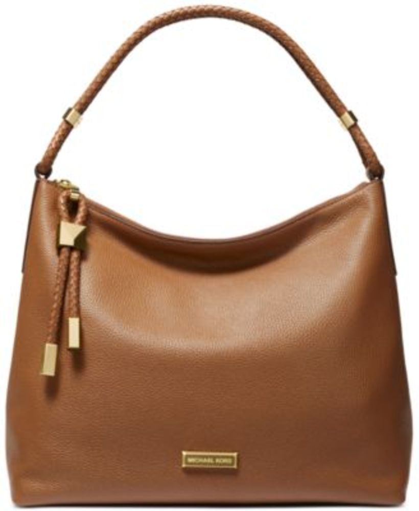 Photo of Michael Michael Kors Lexington Signature Shoulder Bag