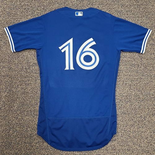 Photo of Authenticated Team Issued 2020 Spring Training Jersey: #16 Gil Kim. Size 40