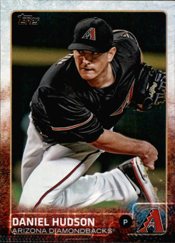 Photo of 2015 Topps #485 Daniel Hudson