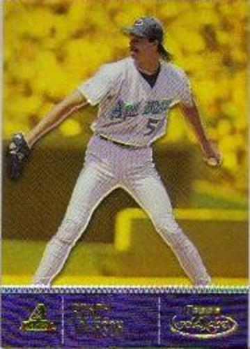 Photo of 2001 Topps Gold Label Class 2 Gold #87 Randy Johnson