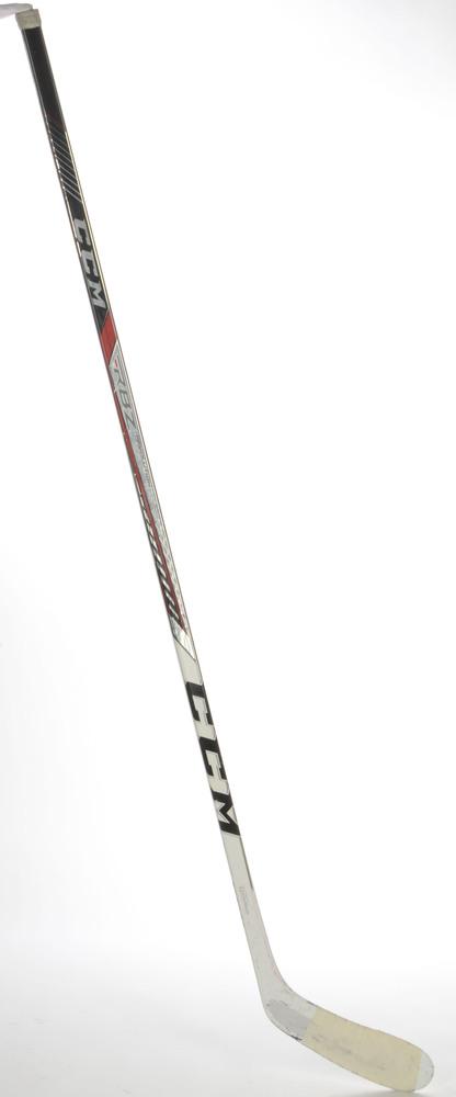 Jyrki Jokipakka Ottawa Senators Team Finland World Cup of Hockey 2016 Tournament-Used CCM RBZ Revolution Hockey Stick