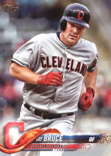 Photo of 2018 Topps #13 Jay Bruce
