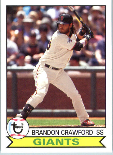 Photo of 2016 Topps Archives #188 Brandon Crawford
