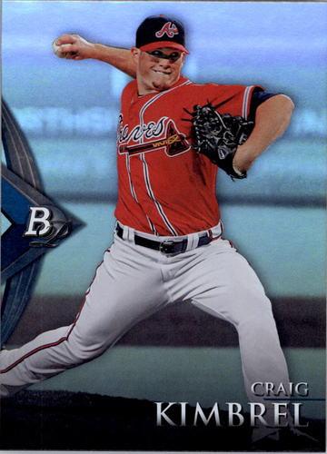 Photo of 2014 Bowman Platinum #62 Craig Kimbrel