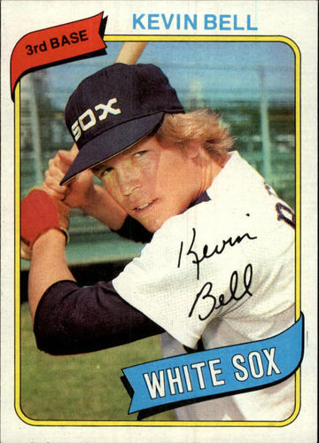 Photo of 1980 Topps #379 Kevin Bell