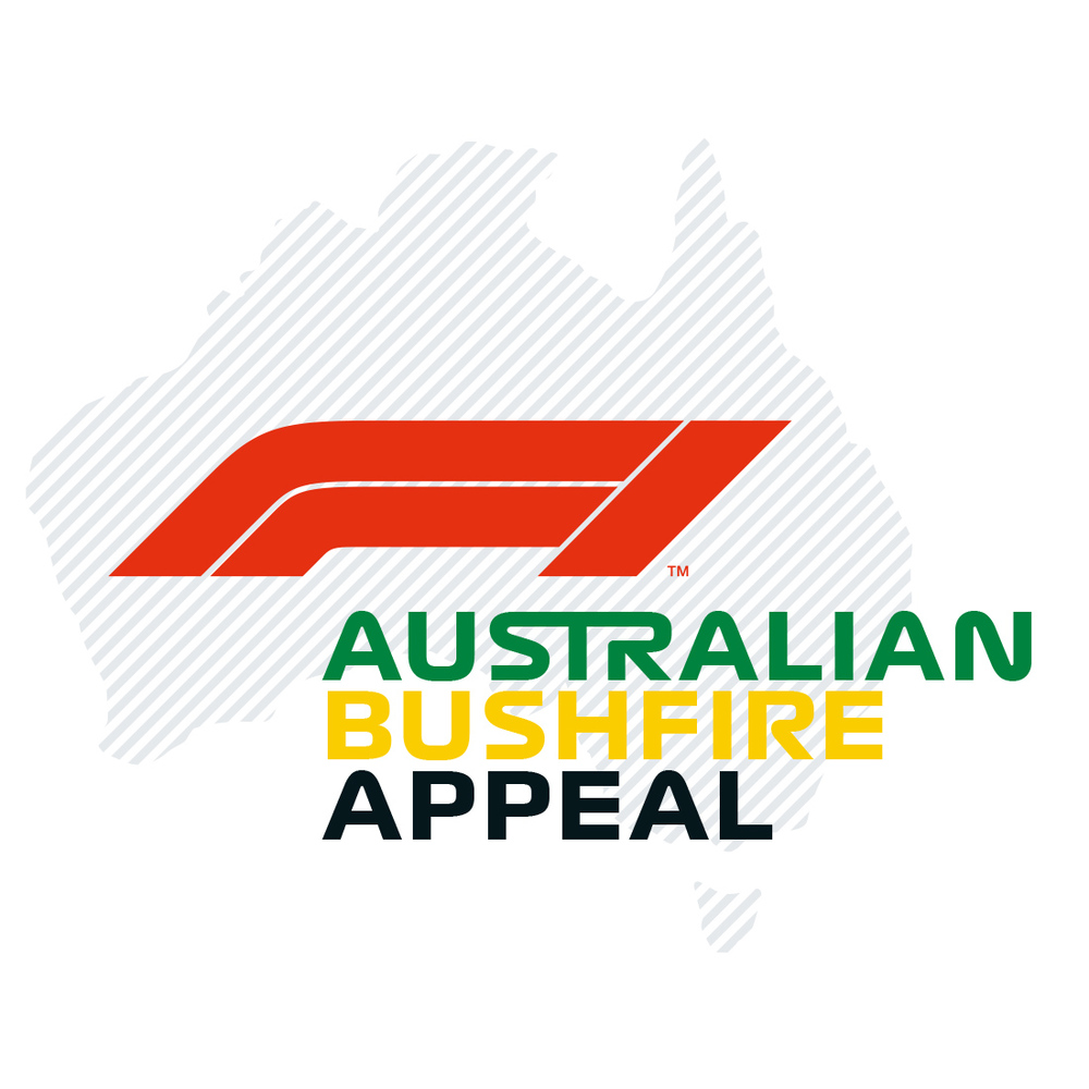 £10 DONATION TO THE AUSTRALIAN BUSHFIRE APPEAL