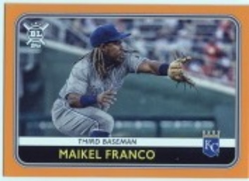 Photo of 2020 Topps Big League Orange #148 Maikel Franco