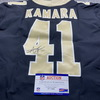 NFL - Saints Alvin Kamara Signed Authentic Jersey Size 44