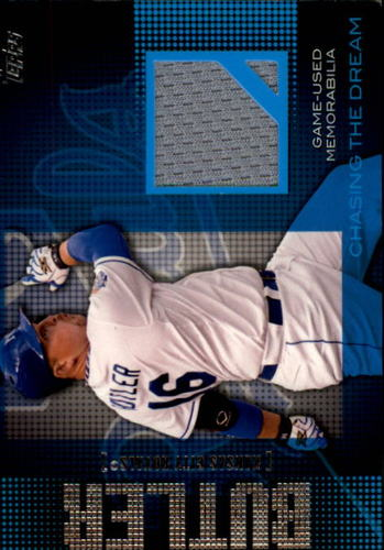 Photo of 2013 Topps Chasing The Dream Relics #BIB Billy Butler
