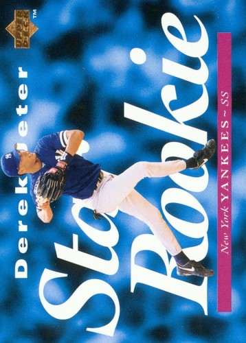 Photo of 1995 Upper Deck #225 Derek Jeter