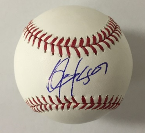Photo of Bo Jackson Autographed Baseball