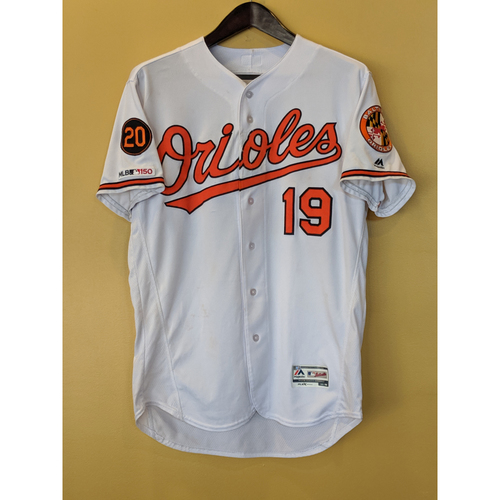Photo of Chris Davis - Home Finale Jersey: Game-Used (Solo HR)