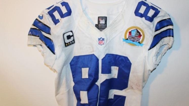 more photos 0ec20 965a2 NFL Auction   JASON WITTEN GAME WORN COWBOYS JERSEY DECEMBER ...