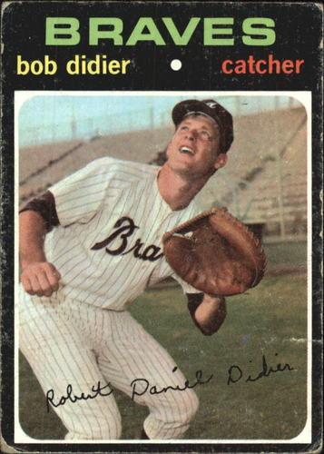 Photo of 1971 Topps #432 Bob Didier