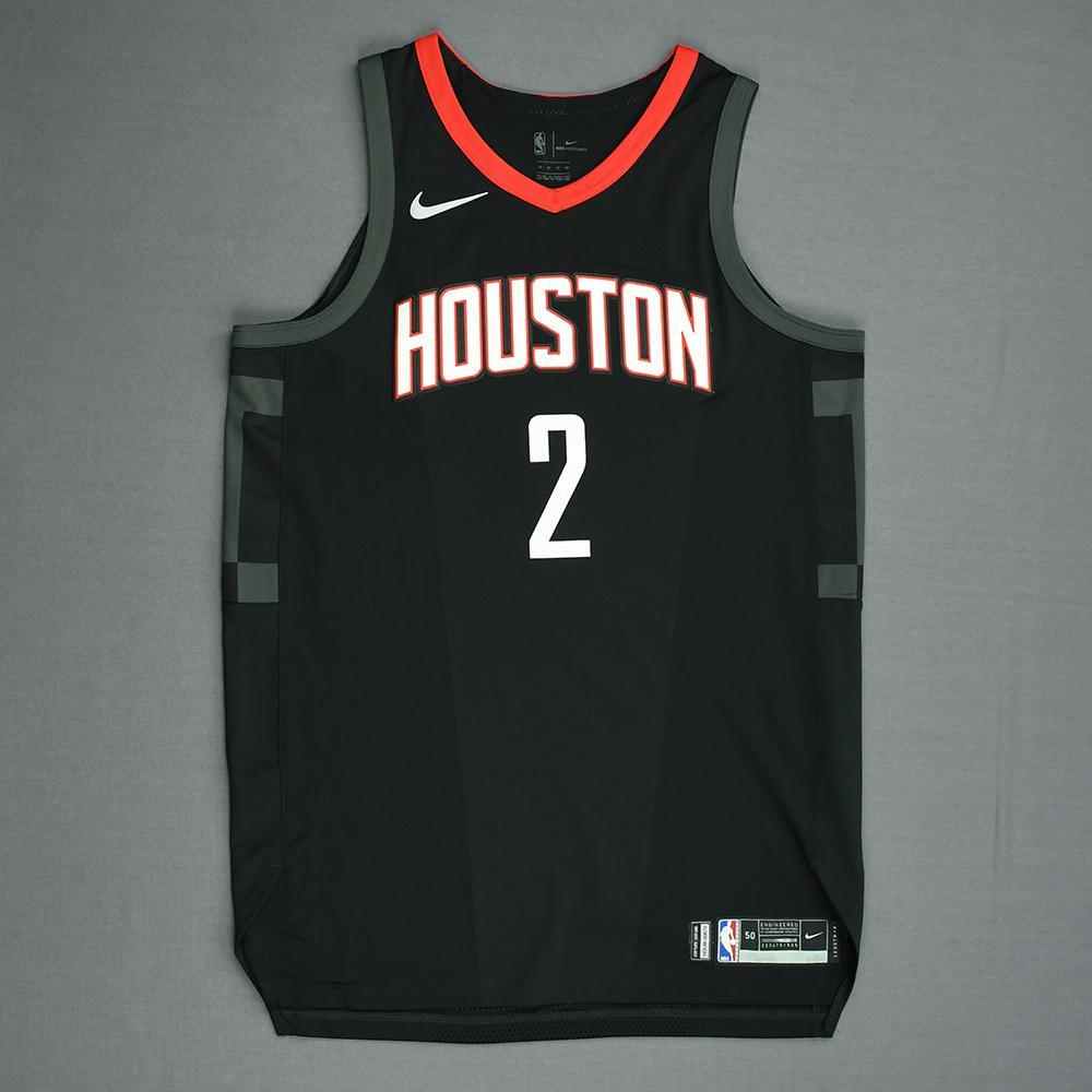 RJ Hunter - Houston Rockets - Game-Worn 'Statement' Jersey - 2017-18 Season