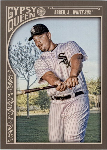 Photo of 2015 Topps Gypsy Queen #114A Jose Abreu