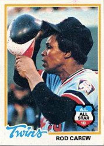 Photo of 1978 Topps #580 Rod Carew