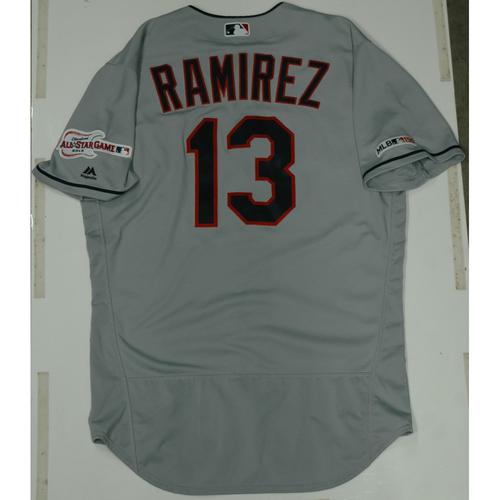 Photo of Hanley Ramirez 2019 Team Issued Road Jersey