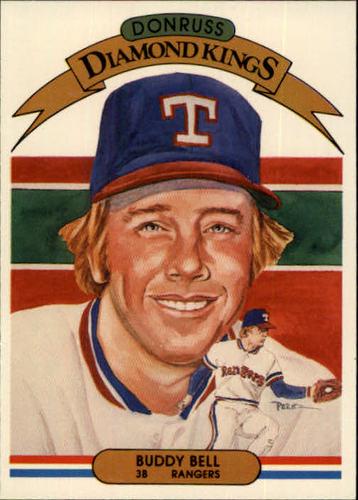 Photo of 1982 Donruss #23 Buddy Bell DK