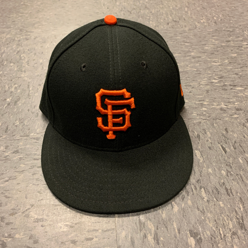 Photo of 2020 Game Used Regular Season Cap - #00 Antoan Richardson (Coach) - Size 7 3/8