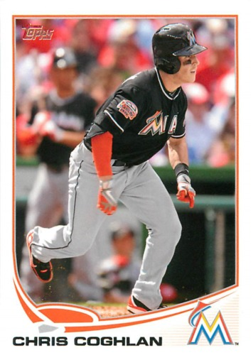 Photo of 2013 Topps #198 Chris Coghlan