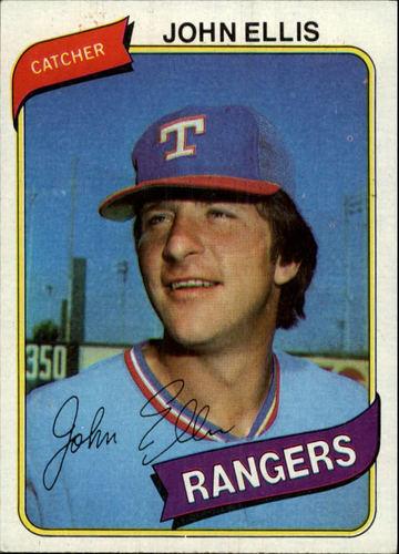 Photo of 1980 Topps #283 John Ellis