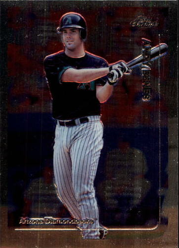 Photo of 1999 Topps Chrome #244 Andy Benes