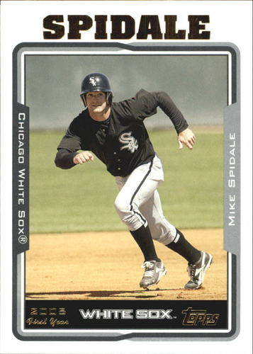 Photo of 2005 Topps Update #253 Mike Spidale FY RC