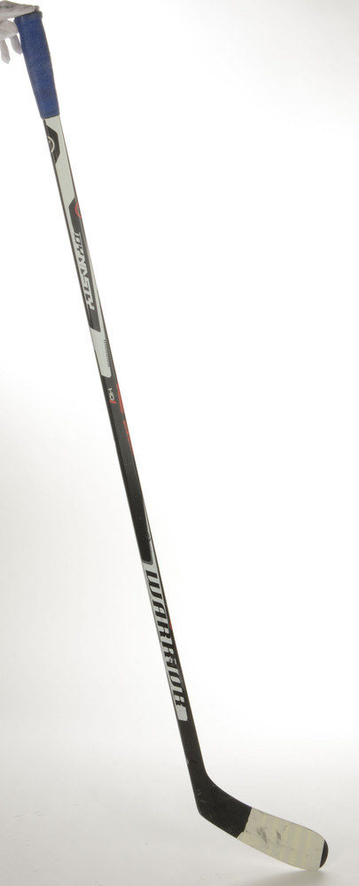 Mikko Koivu Minnesota Wild Team Finland World Cup of Hockey 2016 Tournament-Used Warrior Dynasty HD1 Hockey Stick