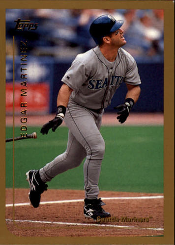 Photo of 1999 Topps #190 Edgar Martinez